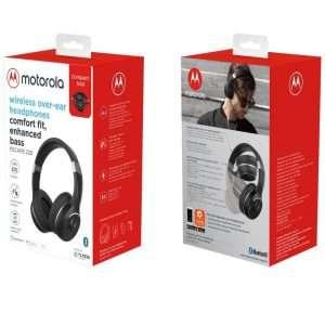 Audífonos Con Bluetooth Motorola Escape 220