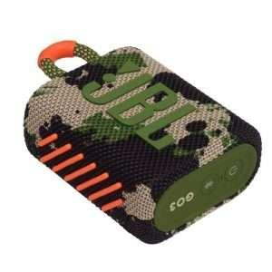 Jbl Go3 Verde Militar | Parlante JBL GO 3 Original