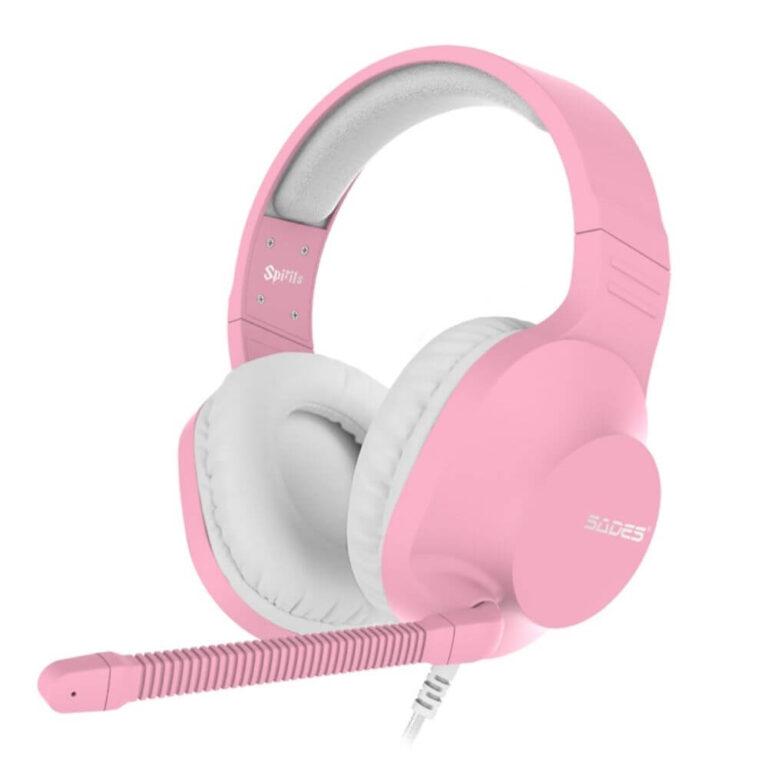 Sades Spirit Pink