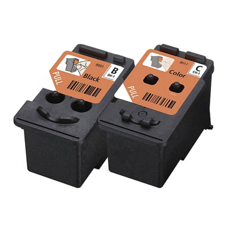 Cabezal Canon G2100 Negro BH1 y Color CH1 kit