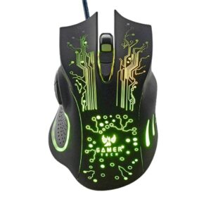Mouse Gamer GT4 Gamertech 3200 DPI